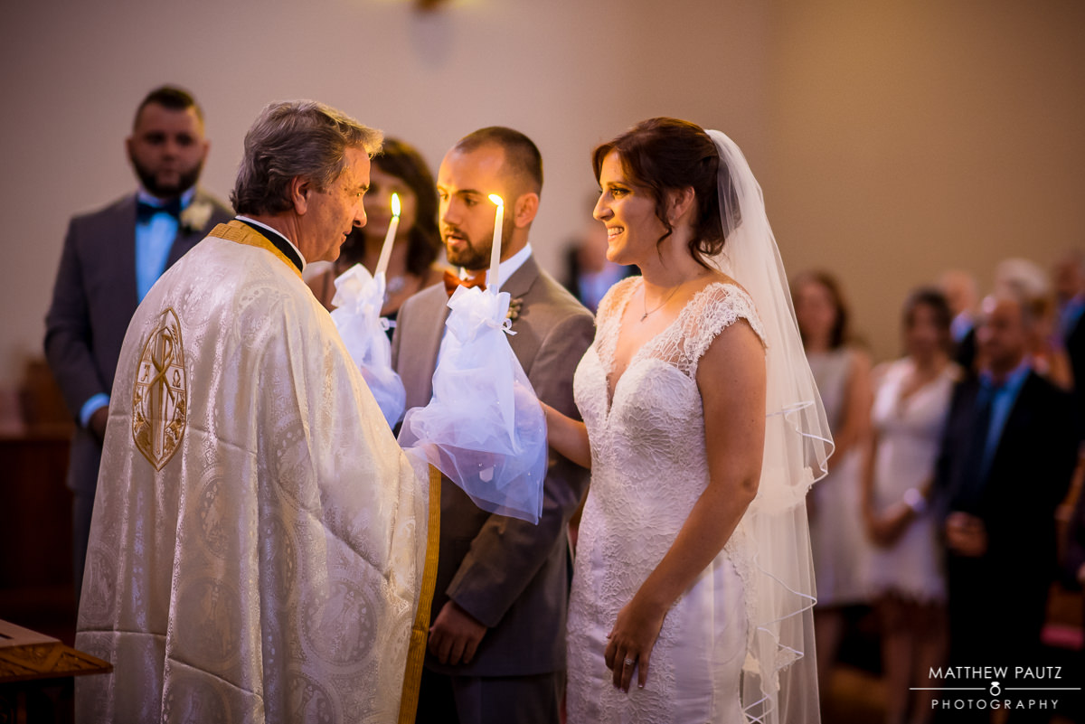 Traditional Greek wedding photos