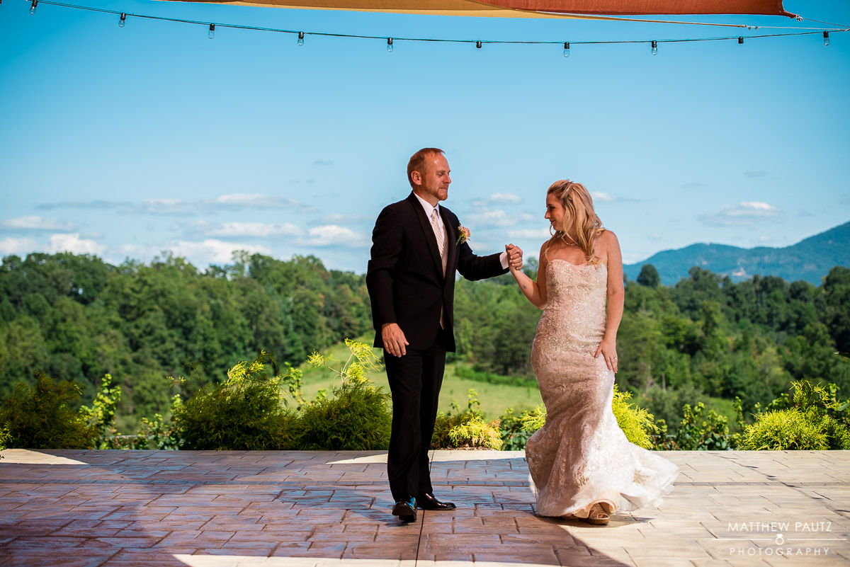 Silver Fork Winery Wedding Photos