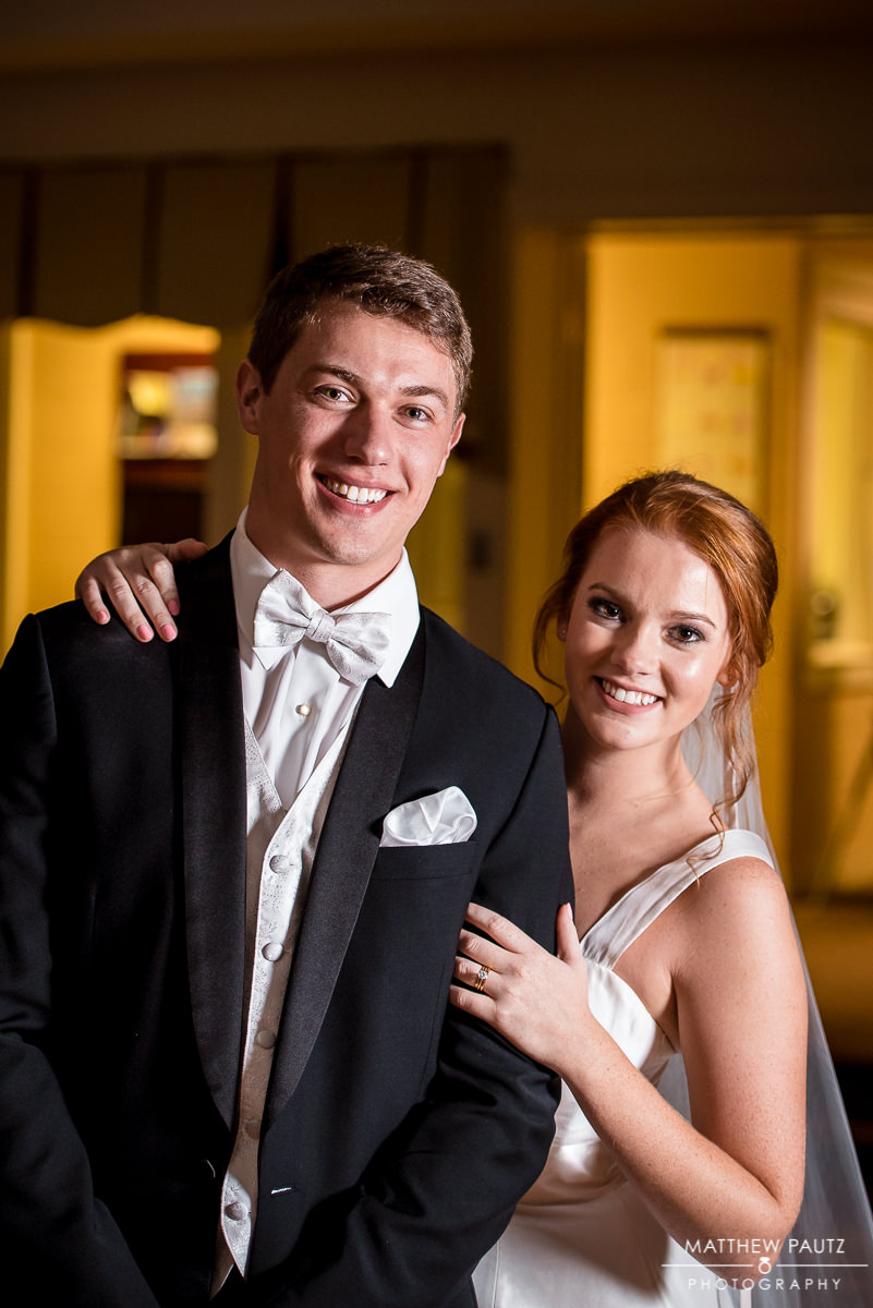 The Poinsett Club Wedding Photos
