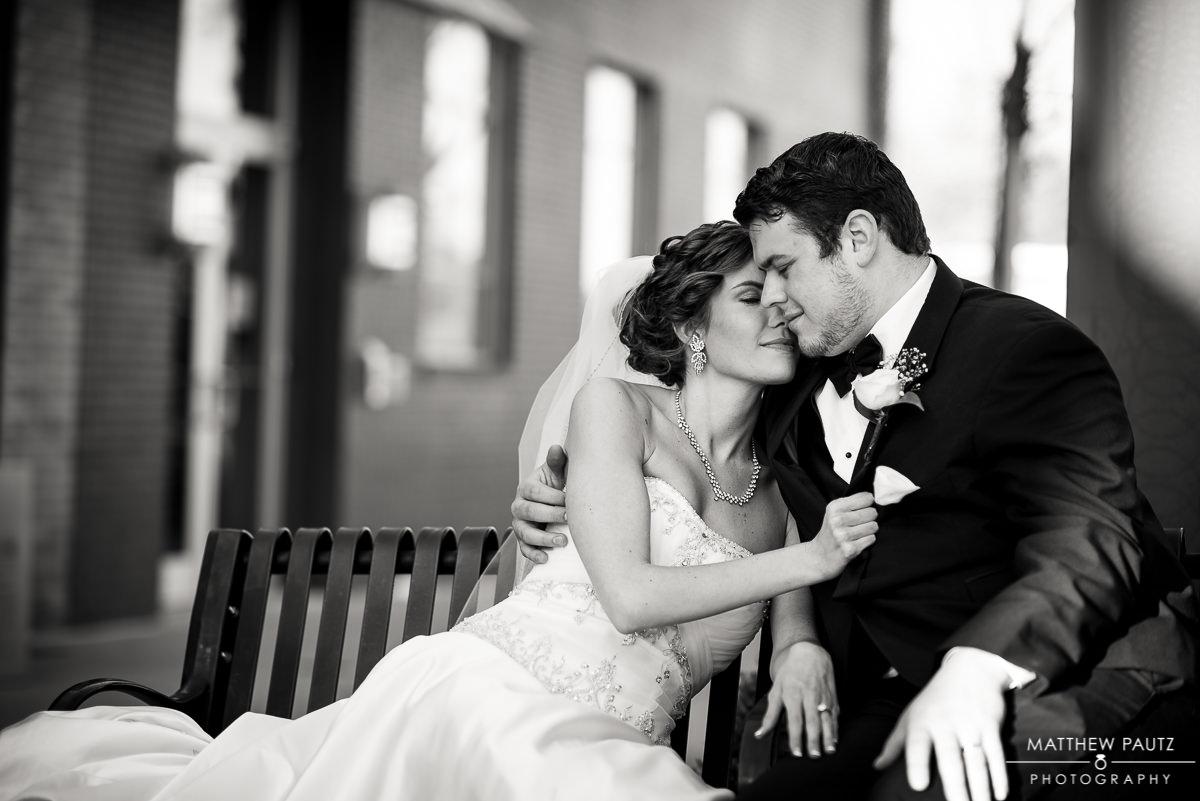Downtown greenville sc wedding photos