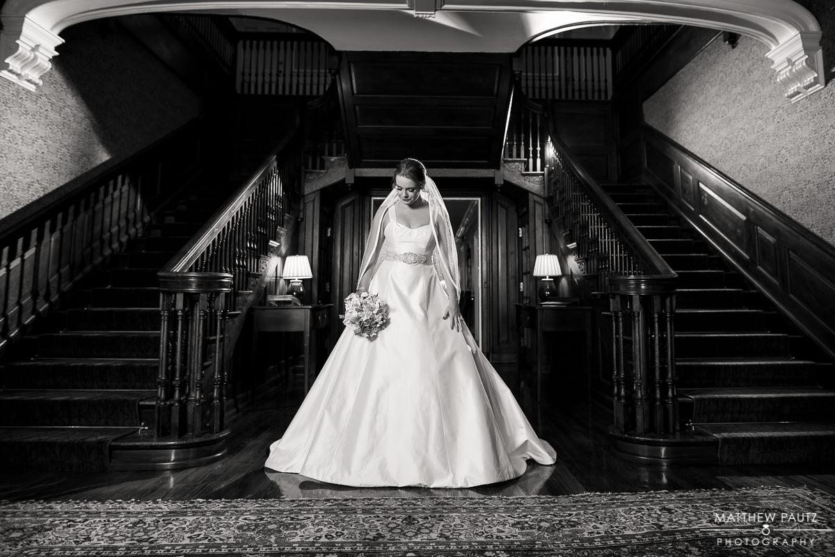 Poinset Club bridal photos