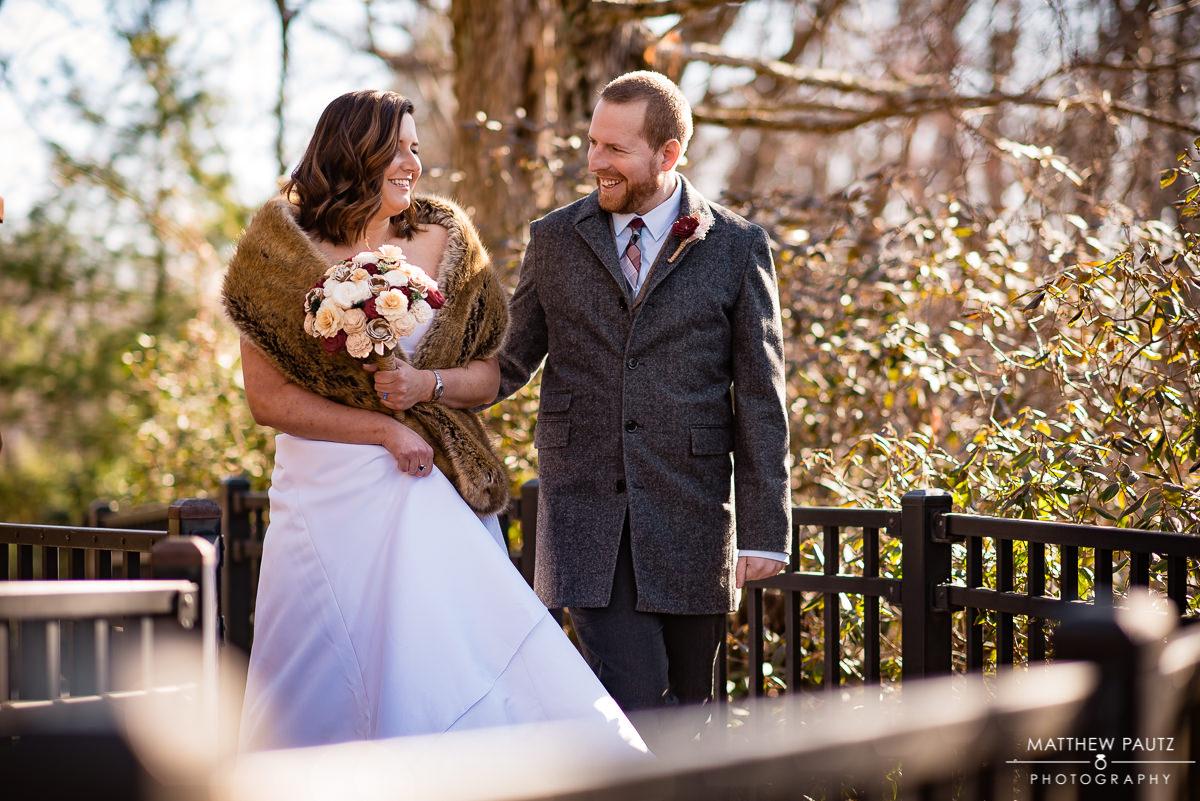 elopement photography at caesars head overlook