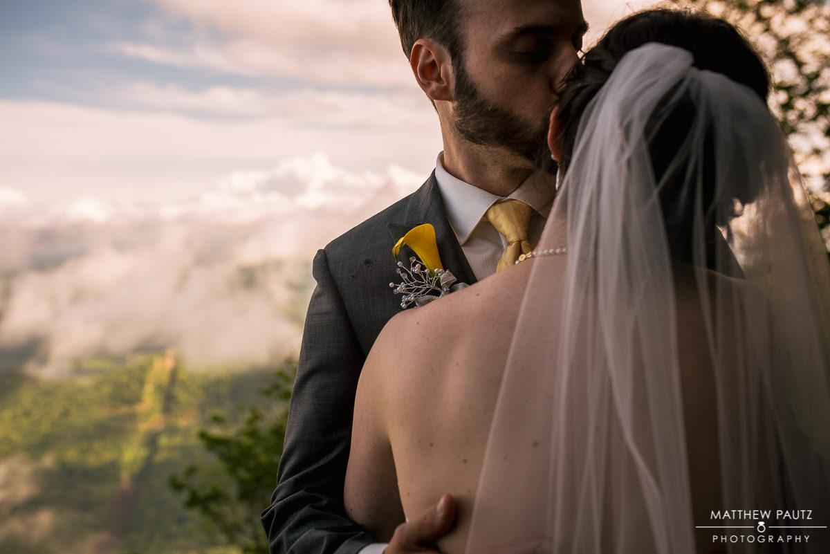 Wedding photos at Fred W Symmes Chapel